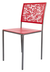Classic Chair in Red