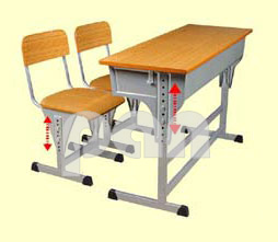 Classroom Furniture Model SPL-DD