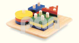 Geo Stacking Board