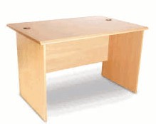 Plain Standard Office Table