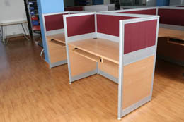 Workstations for 2 Persons
